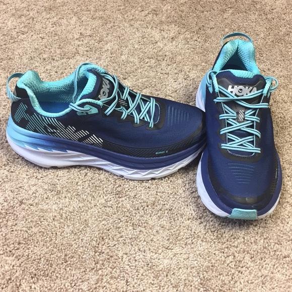 Bondi 5 Neutral Running Shoes Size